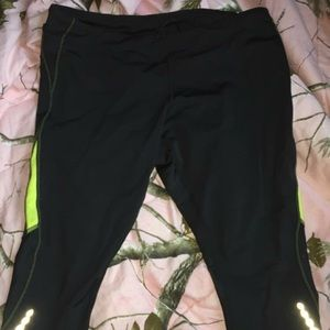 Capri Workout Leggins